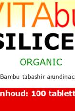 Vitabus Silicea Organic, 100 vegetarische tabletten