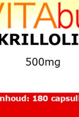 Vitabus Krillolie 180 capsules