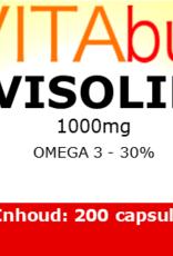 Vitabus Visolie 30% omega 3 1000 mg 100 capsules