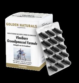 Golden Naturals Groenlipmossel formule