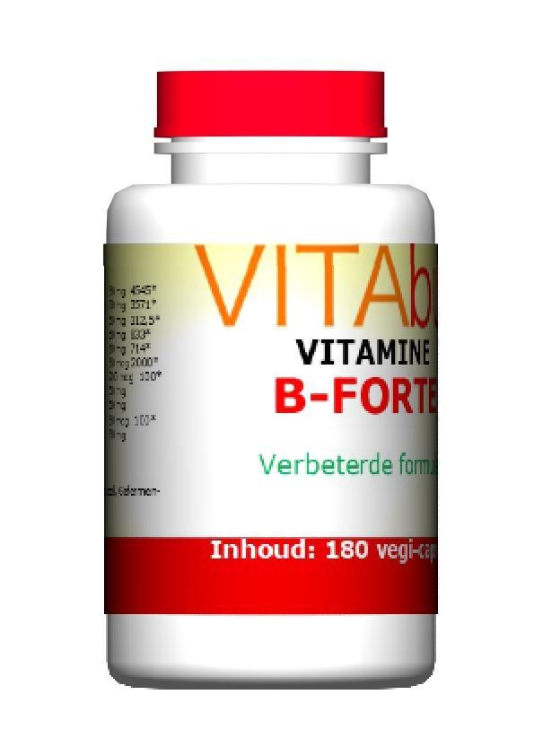 Vitabus Vitamine B Forte 180 vegetarische capsules