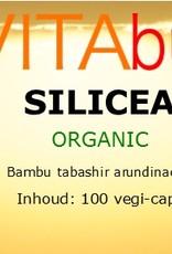 Vitabus Silicea Organic, 100 vegetarische capsules