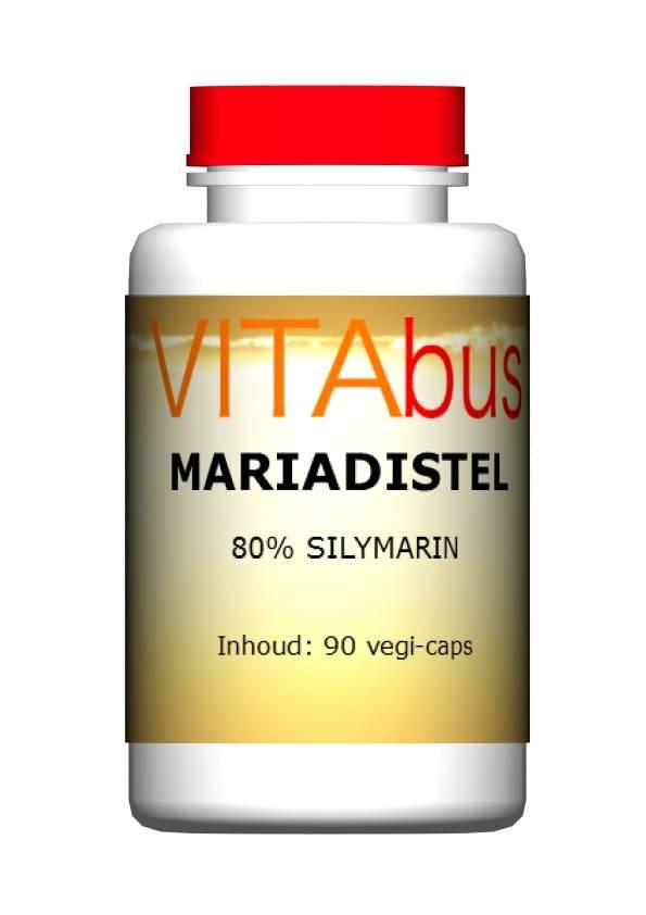 Mariadistel 90 capsules