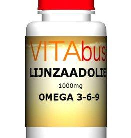 Vitabus Lijnzaadolie