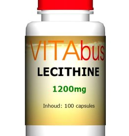Lecithine 1200 mg