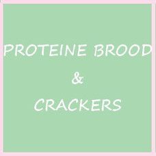 PROTEÏNE BROOD & CRACKERS