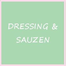 DRESSING & SAUZEN (koolhydraatarm & caloriearm)