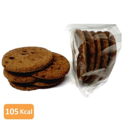 Proteine koek chocolate chip (low fat)