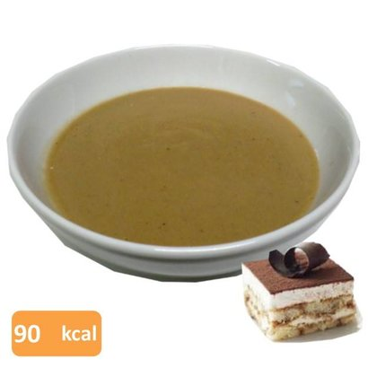 Proteïne pudding tiramisu smaak