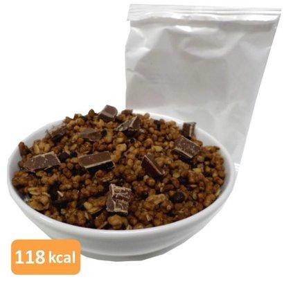 Proteine muesli Chocolade (vanaf fase 1 in eiwitdieet, proteinedieet of koolhydraatarm dieet)