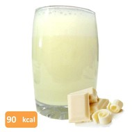 Proteine drank witte chocolade (warm/koud)