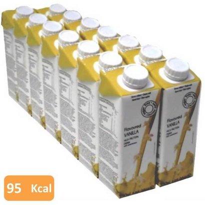 Vanille drank eiwitrijk voordeelpakket