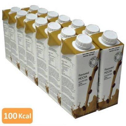Mokka drank eiwitrijk voordeelpakket
