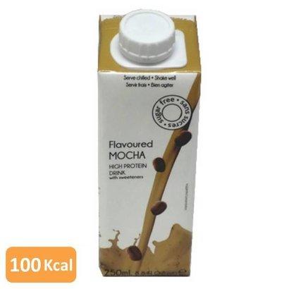 Mokka drank eiwitrijk (250ml)