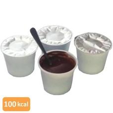 Pudding Melkchocolade (4 potjes kant-en-klaar)