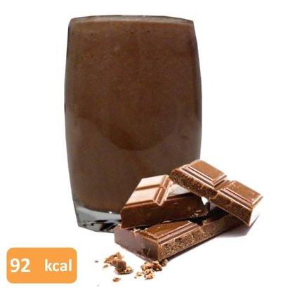 Proteine milkshake chocolade