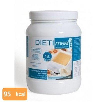 dietimeal pro Shake / pudding karamel (voordeel pot 450g)