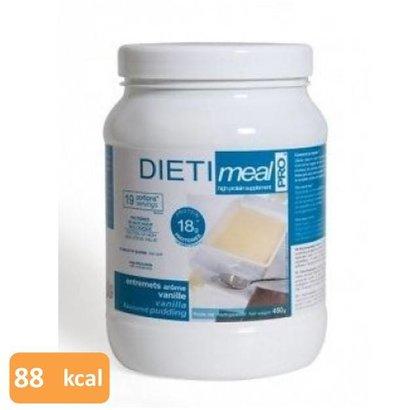 dietimeal pro Shake / pudding vanille (voordeel pot 450g)