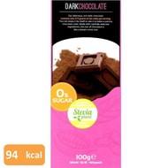Koolhydraatarme pure chocolade