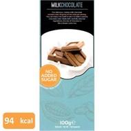 Koolhydraatarme melkchocolade