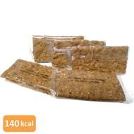 Luchtige proteine crackers volkoren (per 5 x 2 stuks)