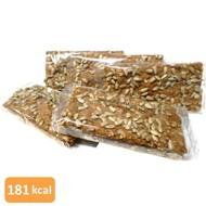 Luchtige proteine crackers zonnebloempitten (per 5 x 2 stuks)