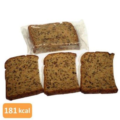 Volkoren proteine brood (3 sneetjes)