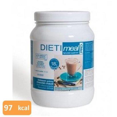 dietimeal pro Chocolade shake Warm / koud (voordeel pot 450g)
