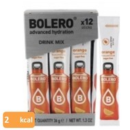 Bolero drink mix Orange (sinaasappel smaak; 12 sticks)