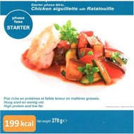 Kip ratatouille (270g)