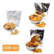 Proteine chips proefpakket NR 1 (7 zakjes in 7 smaken)
