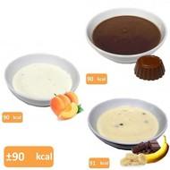 Proteine pudding proefpakket (10 zakjes in 10 smaken)