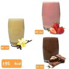 Proteine shake proefpakket (6 zakjes in 5 smaken)