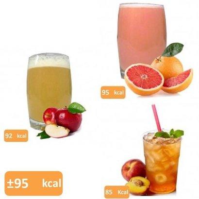 Fruitdrank proefpakket (6 zakjes in 4 smaken)