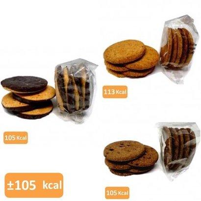 Koeken fase 2 proefpakket (7 zakjes in 7 smaken)