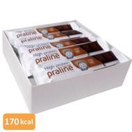 Doos praline repen met chocolade (20 repen)