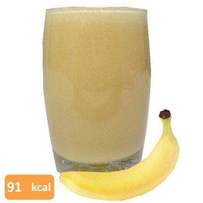 Proteine milkshake banaan