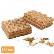 Low carb mokka proteïne wafel (per 10 wafels).