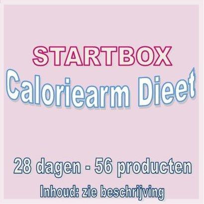 28 dagen startbox voor een caloriearm dieet