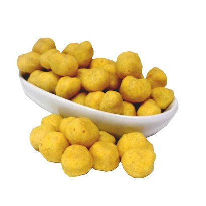 Proteine bolletjes met kaas smaak