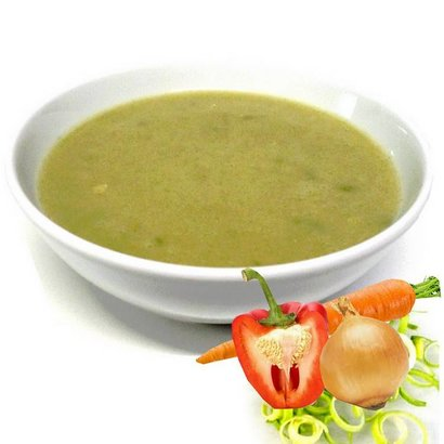Proteine groentensoep