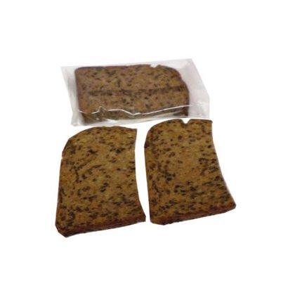 Volkoren proteine brood (per 2 sneetjes)