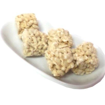 Proteine white chocolate bites | Een lekker tussendoortje bij trek in witte chocolade