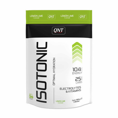 QNT isotonic lemon lime (isotone sportdrank)