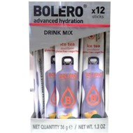 Bolero drink mix Ice tea perzik (12 sticks)