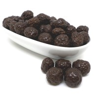 Pure chocolade proteine bolletjes (low carb)