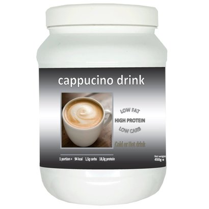 Pot koude/warme cappuccino drank