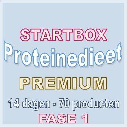 14 dagen dieetbox premium proteinedieet
