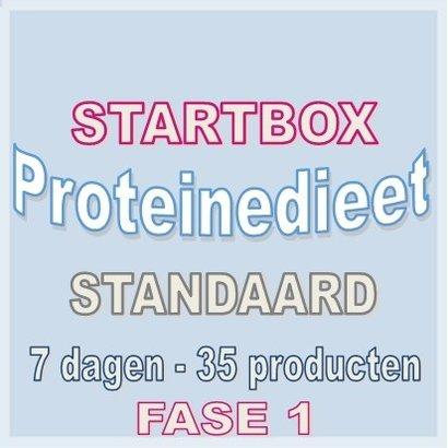 7 dagen dieetbox standaard proteinedieet