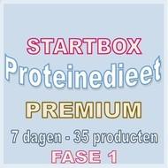7 dagen FASE 1 startbox voor een premium proteinedieet